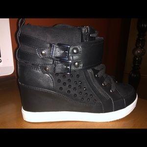 Torrid Wedge sneakers